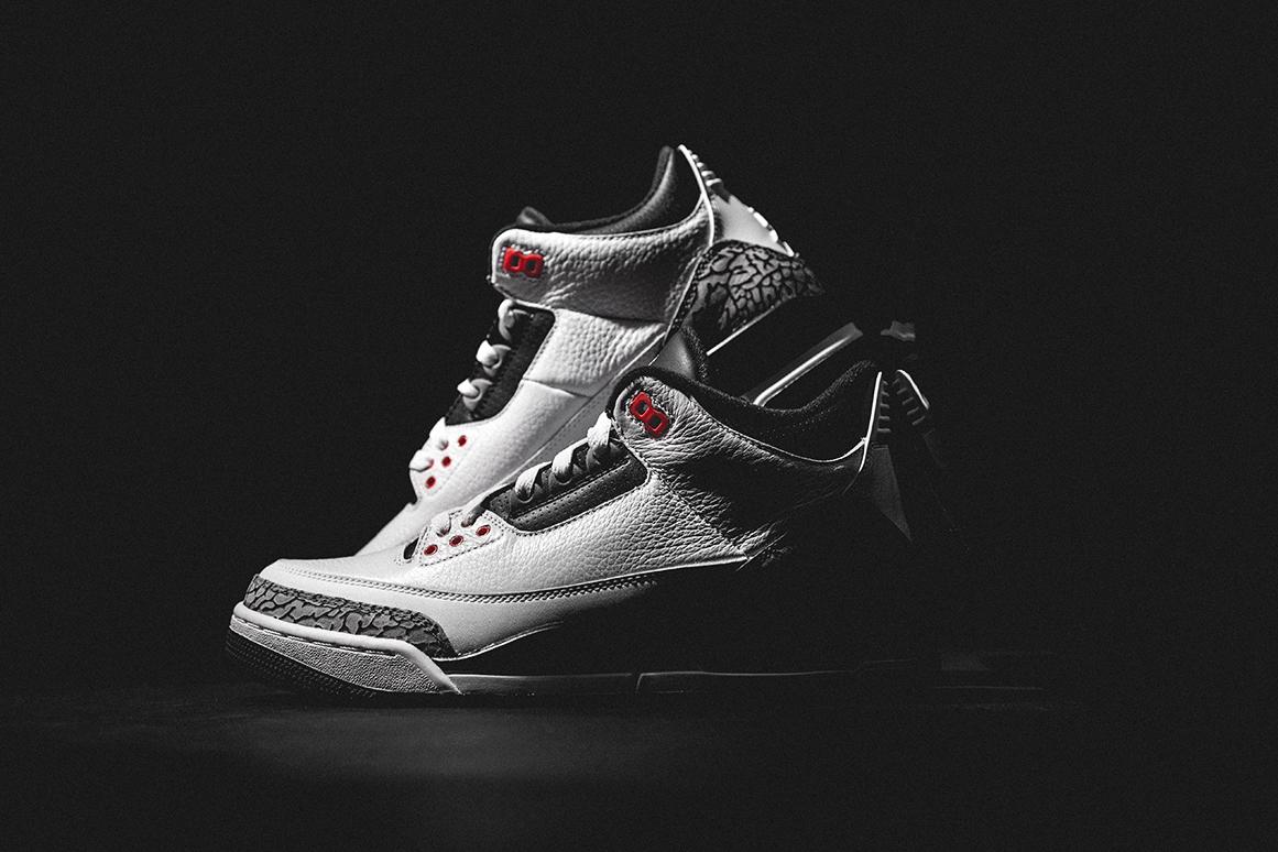 "A Closer Look at the Air Jordan 3 Retro ""Infrared 23"""