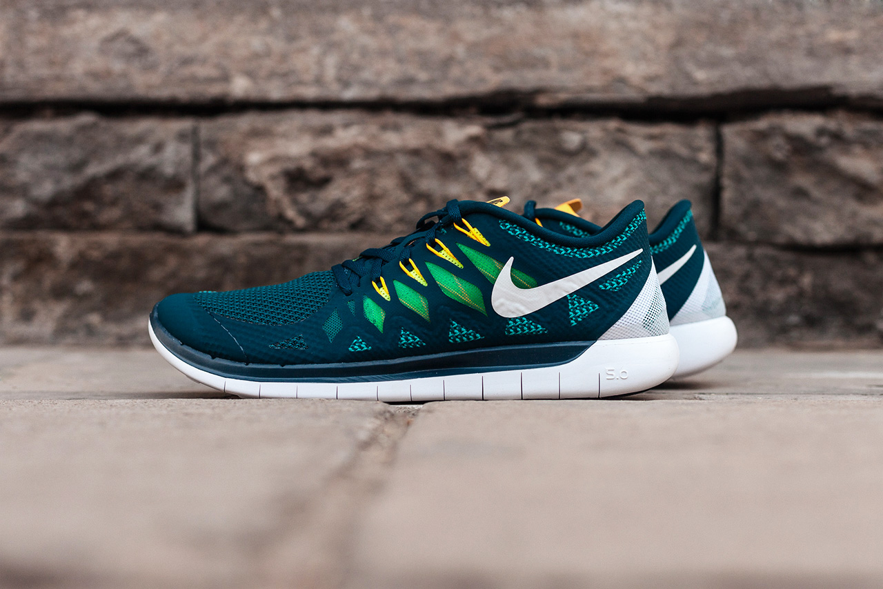 a closer look at the new nike free 5 0