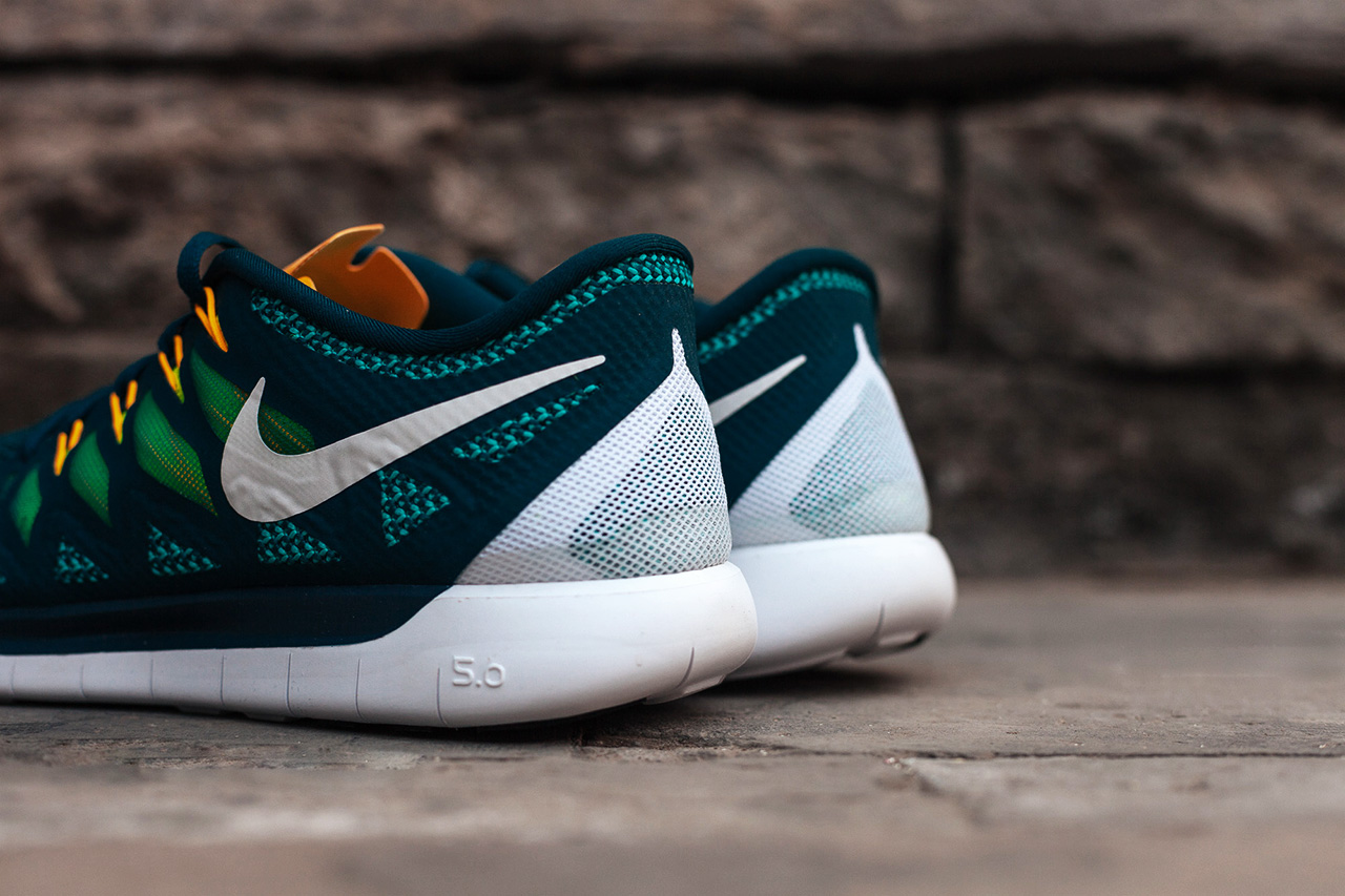 A Closer Look at the New Nike Free 5.0