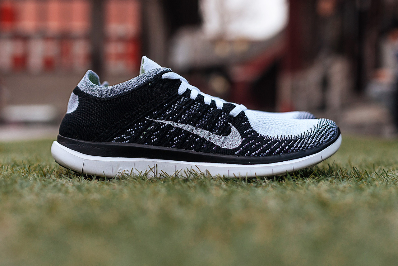 A Closer Look at the Nike Free 4.0 Flyknit