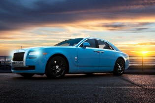 A Closer Look: Rolls-Royce Alpine Trial Centenary Collection Ghost