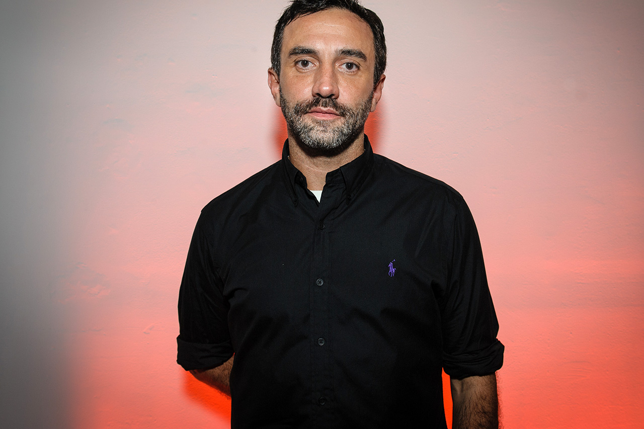 a conversation with riccardo tisci on the nike r t collaboration