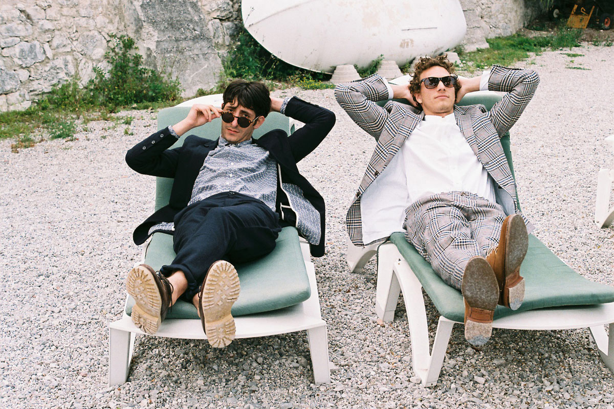 a kind of guise 2014 spring summer lookbook