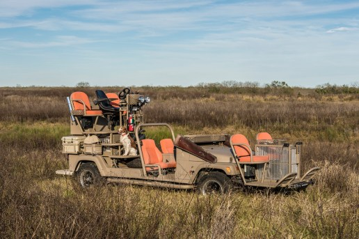 "A. Lokey Explores Unique Hunting Rides in ""Texas Quail Rigs"""