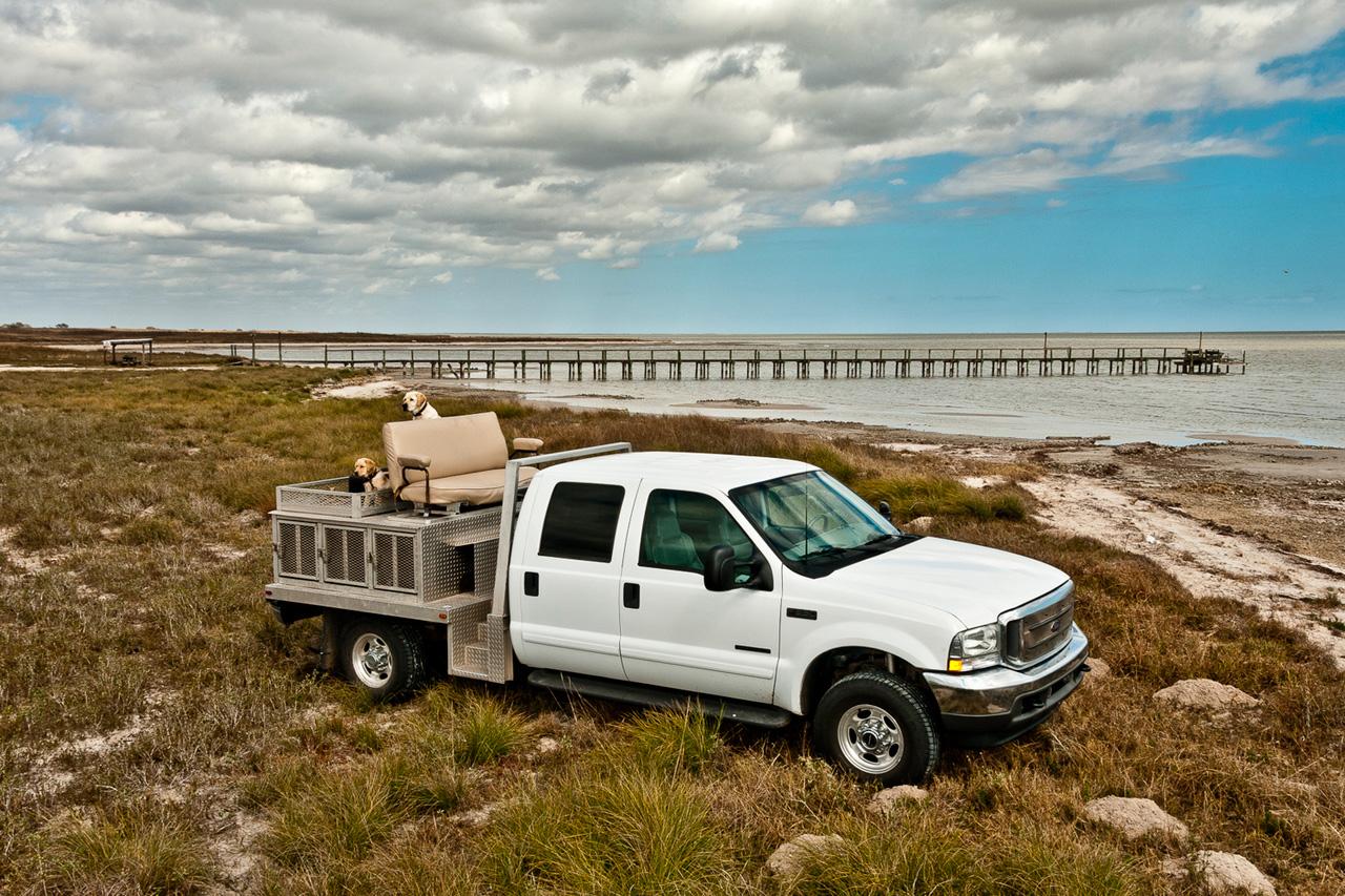 "A. Lokey Explores Unique Hunting Rides in ""Texas Quail Rigs"""