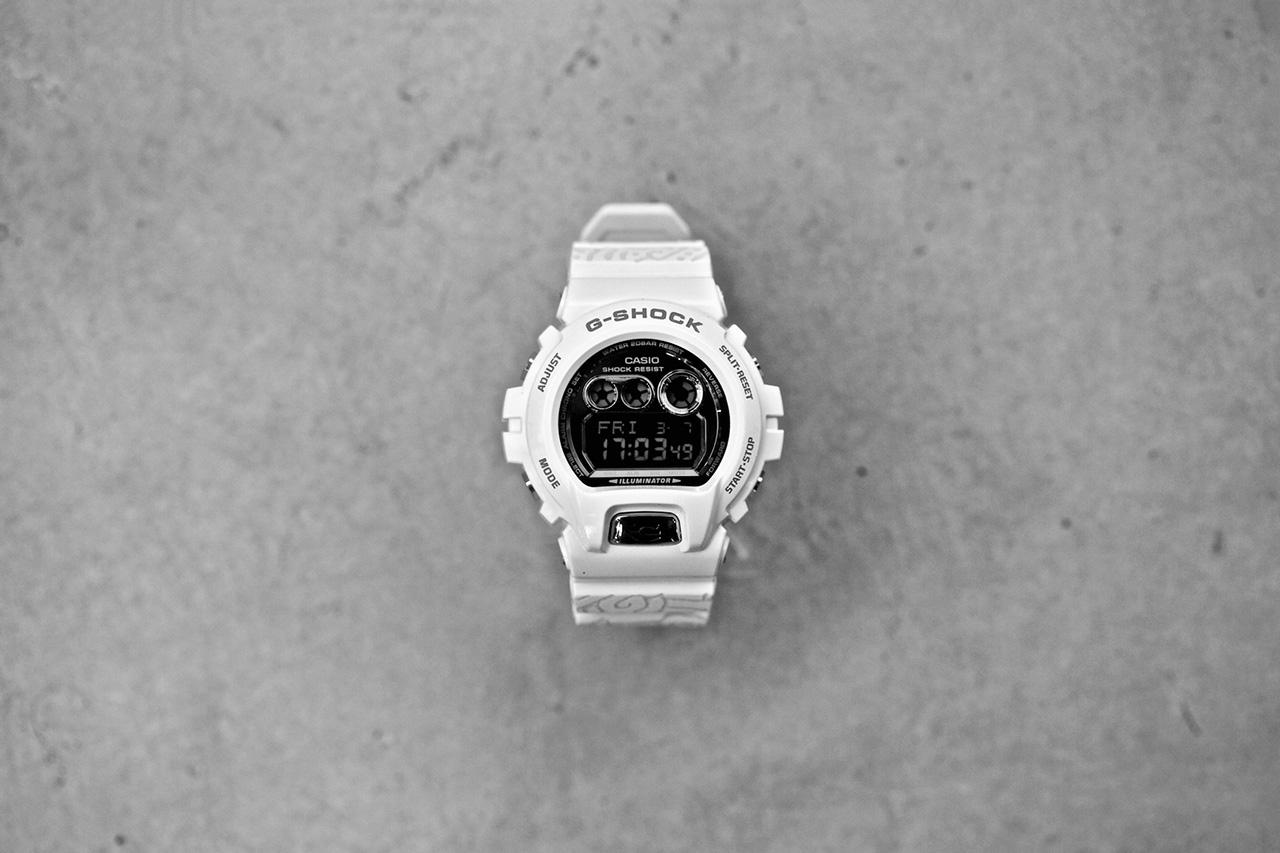 Aaron De La Cruz x Remix x Casio G-Shock GD-6900