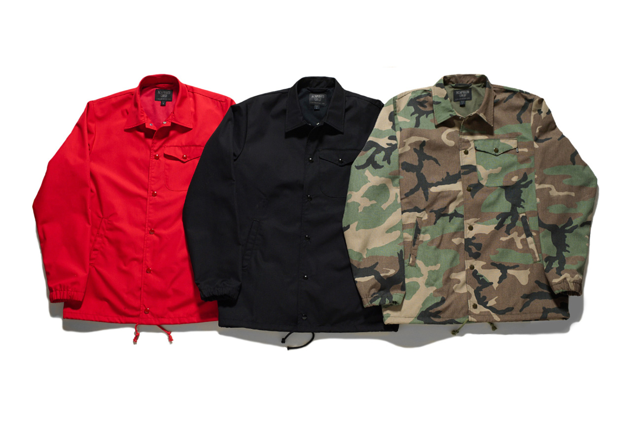 Acapulco Gold 2014 Spring Collection Delivery 1