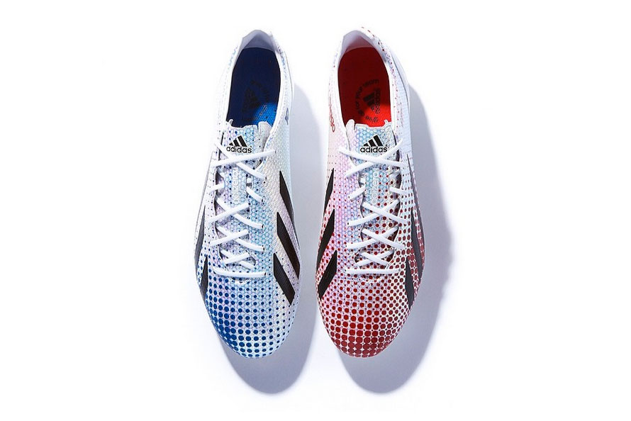 adidas celebrates lionel messis goal record with the adizero f50 messi 371