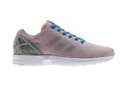 "adidas Originals 2014 Spring/Summer ZX Flux ""Weave"" Pack"