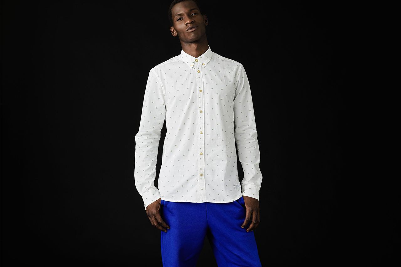 adidas Originals Blue 2014 Spring/Summer Delivery 2 Lookbook