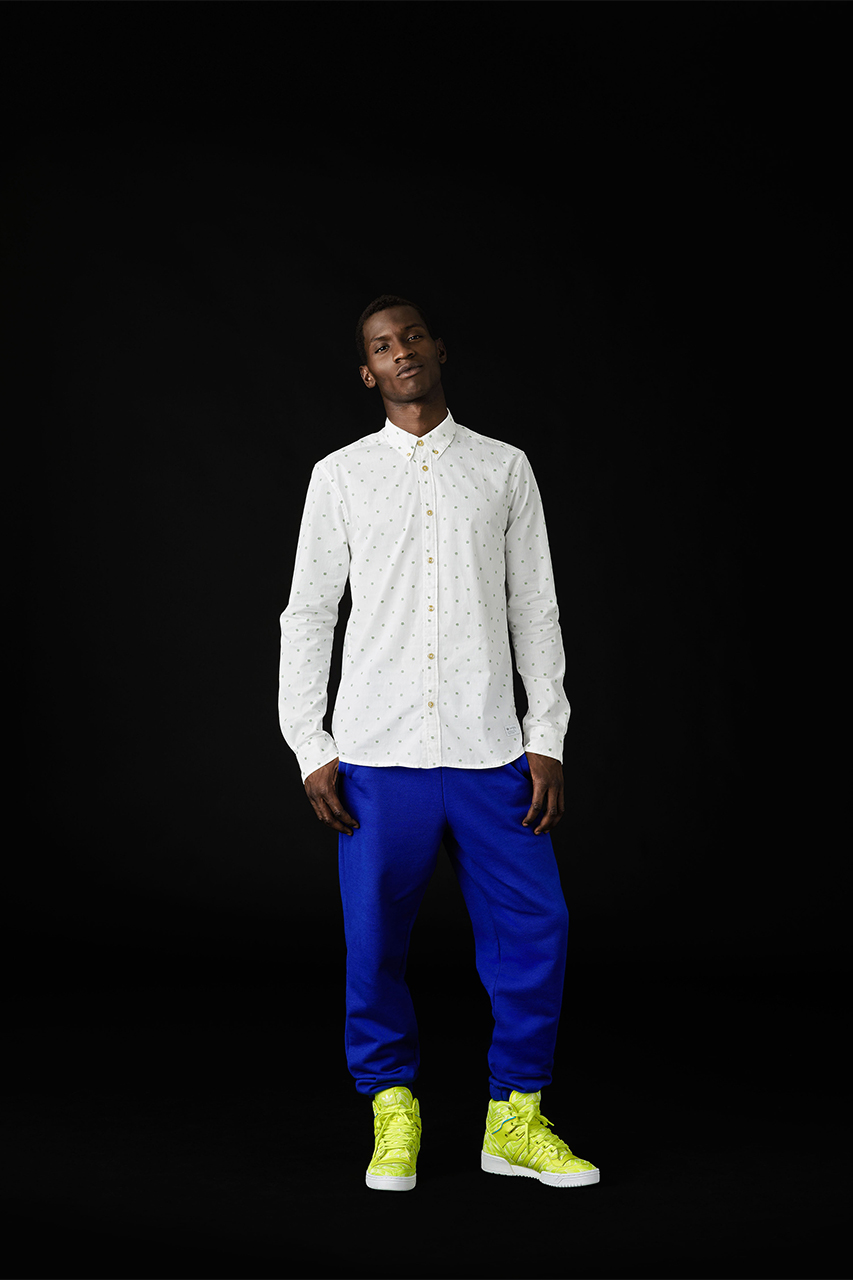 adidas originals blue 2014 spring summer delivery 2 lookbook