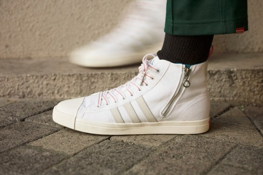 adidas Originals by BEDWIN 2014 Spring/Summer Footwear Lookbook