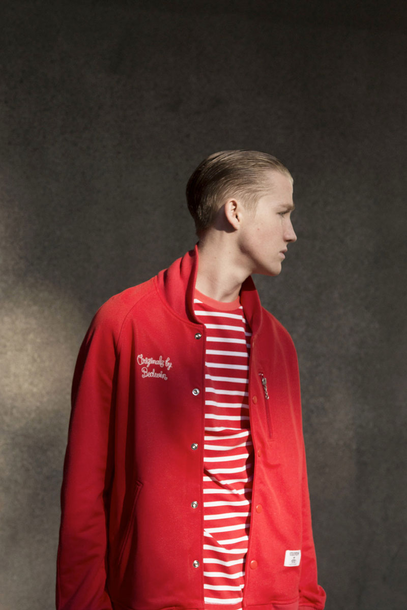 adidas originals by bedwin 2014 spring summer lookbook