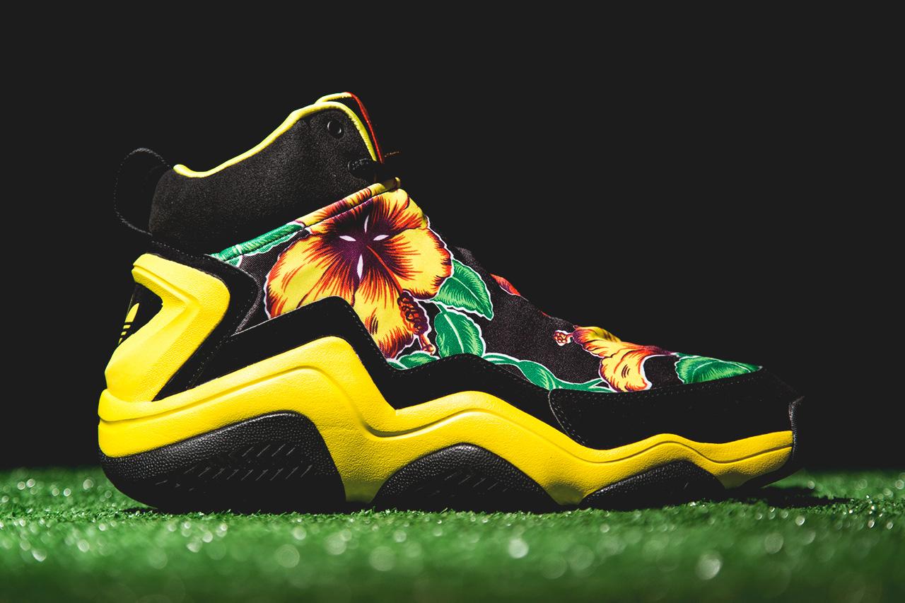 """adidas Originals by Jeremy Scott FYW Prime Skin """"Floral"""""""