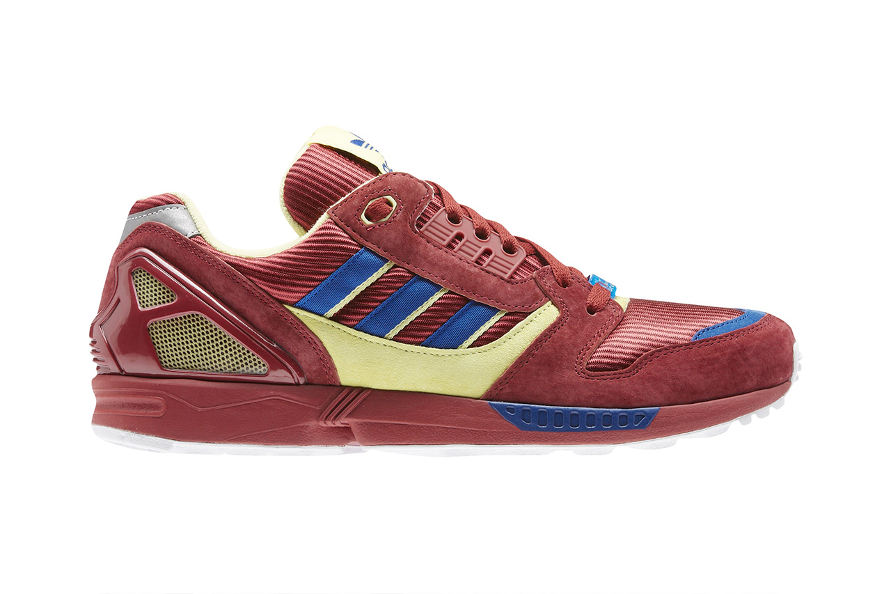 adidas originals zx 25th anniversary collection
