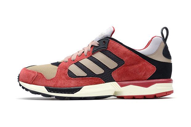 adidas originals zx 5000 rspn red beige black