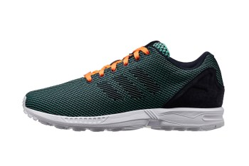 "adidas Originals ZX FLUX 8K Weave ""Mint Green"""