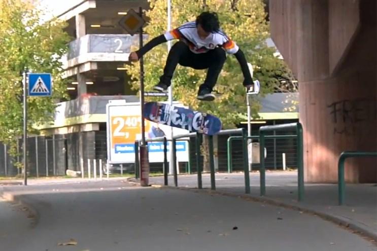 "adidas Skateboarding Presents Its ""Skate Copa"" Video"