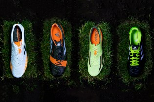 "adidas Soccer 2014 Spring/Summer ""Earth"" Pack"