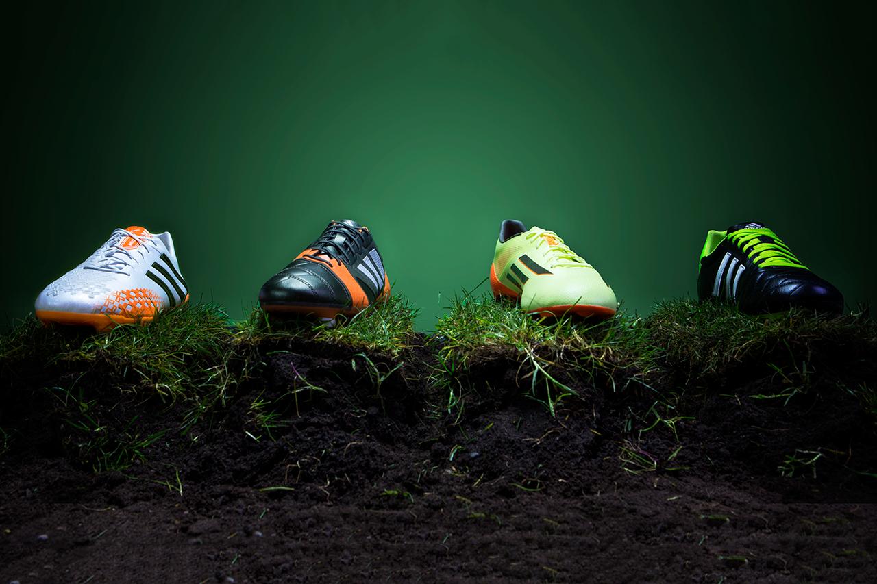 "adidas Soccer 2014 Spring/Summer ""Earth"" Pack"