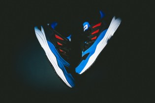 adidas Originals Torsion Allegra Blue/Red-Black-Run White