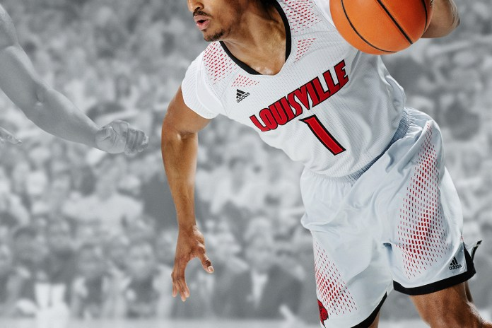 "adidas Unveils 2014 ""Made In March"" NCAA Basketball Uniforms"