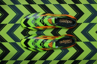 adidas Unveils the Lightest Cleat Ever: The adizero F50 Crazylight