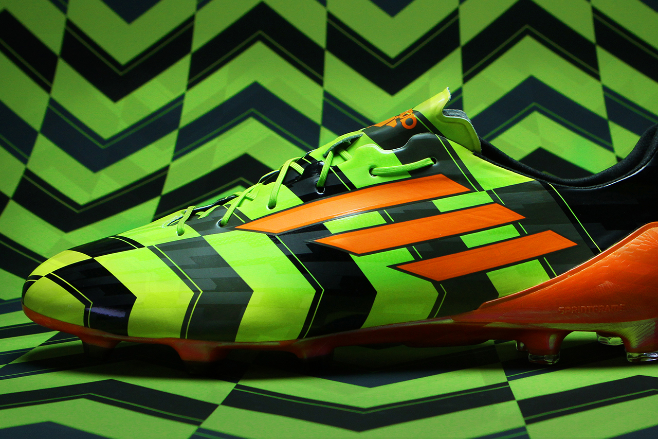 adidas unveils the lightest cleat ever the adizero f50 crazylight