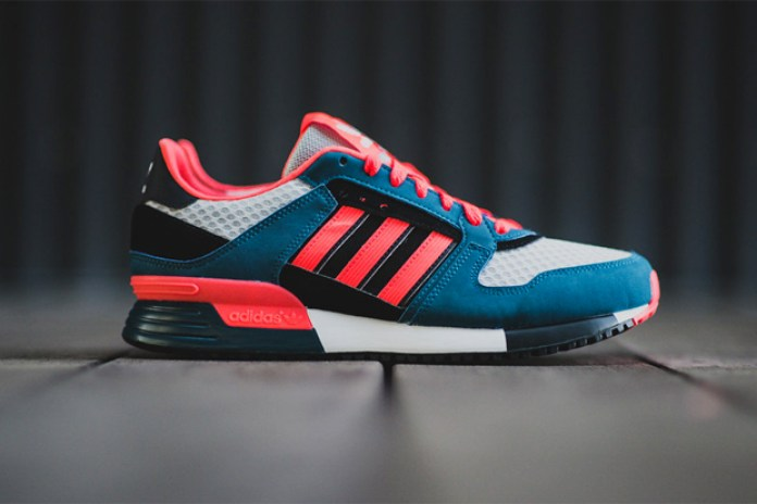 adidas Originals ZX 630 Blue/Red Zest