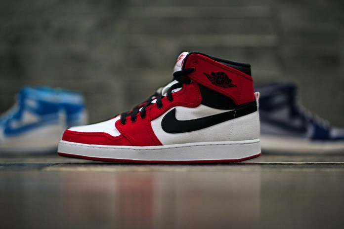 "Air Jordan 1 Retro High AJKO ""Rivalry Pack"""