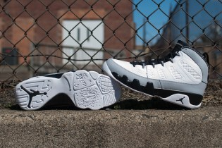 "Air Jordan 9 Retro ""Birmingham Barons"" Preview"