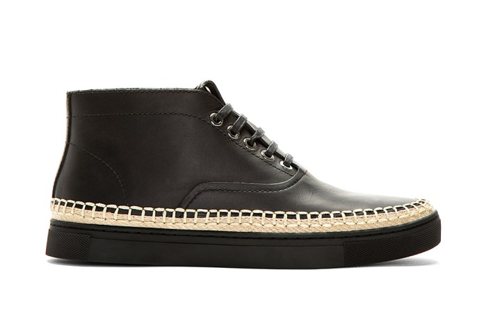 Alexander Wang 2014 Spring/Summer Mid-Top Asher Sneakers