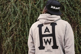 Alive & Well x HUF 2014 Spring/Summer Video Lookbook