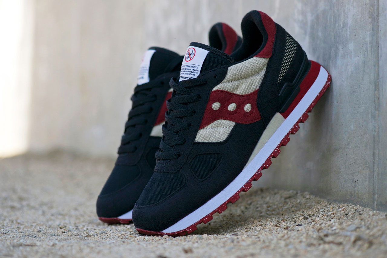 "An Exclusive Look at the BAIT x Saucony Shadow Original ""Cruel World 2"""
