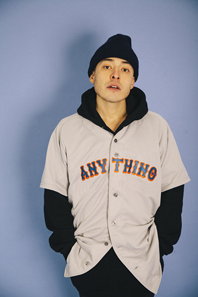 aNYthing 2014 Spring/Summer Lookbook
