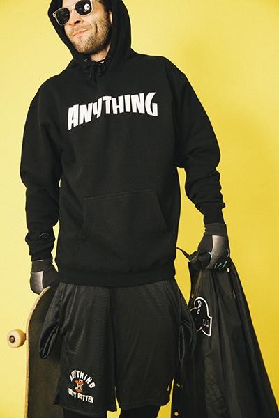aNYthing 2014 Spring/Summer Lookbook
