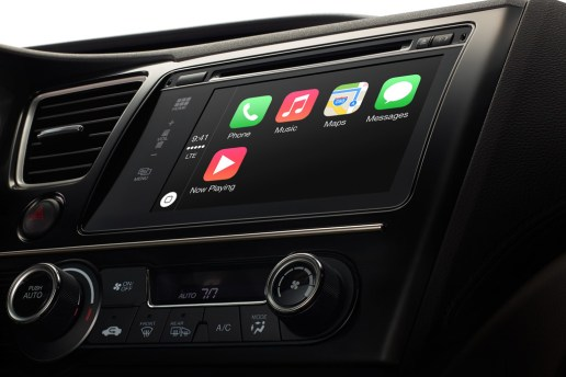 Apple Unveils CarPlay