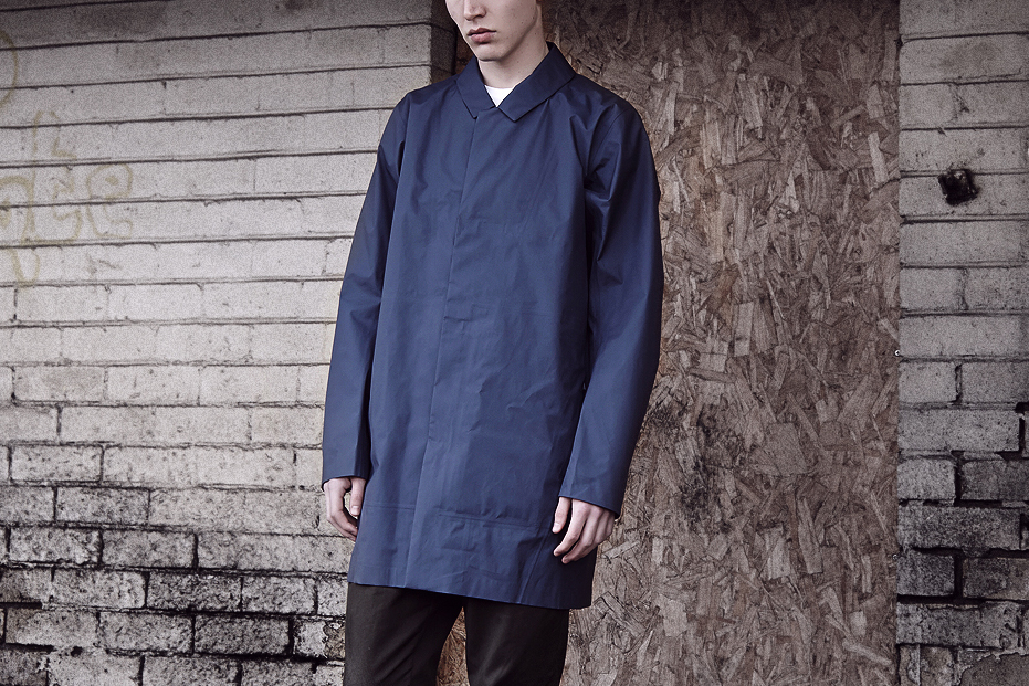 Arc'teryx Veilance 2014 Spring/Summer Editorial by END.