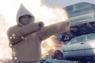 """A$AP Ferg """"Let It Go"""" Music Video"""