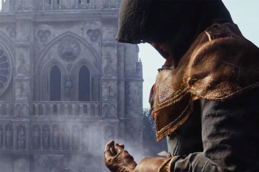 Assassin's Creed Unity Teaser Trailer