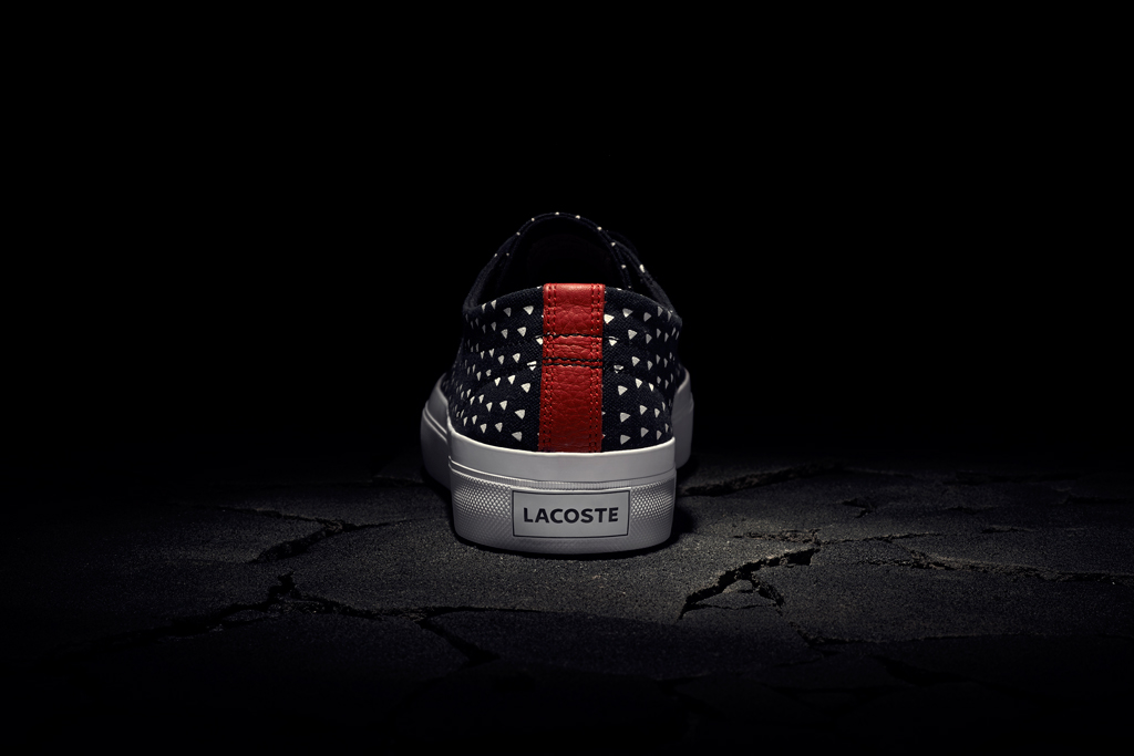 lacoste x atmost 24teeth marcel chunky