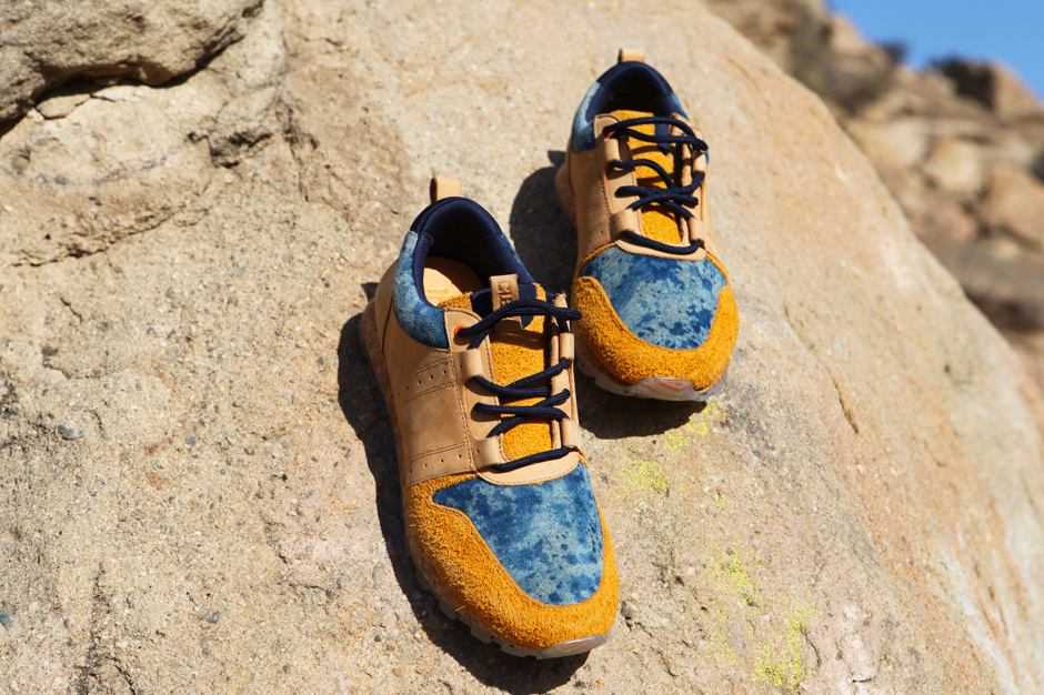 AXS Folk Technology x CLAE Mills Runner
