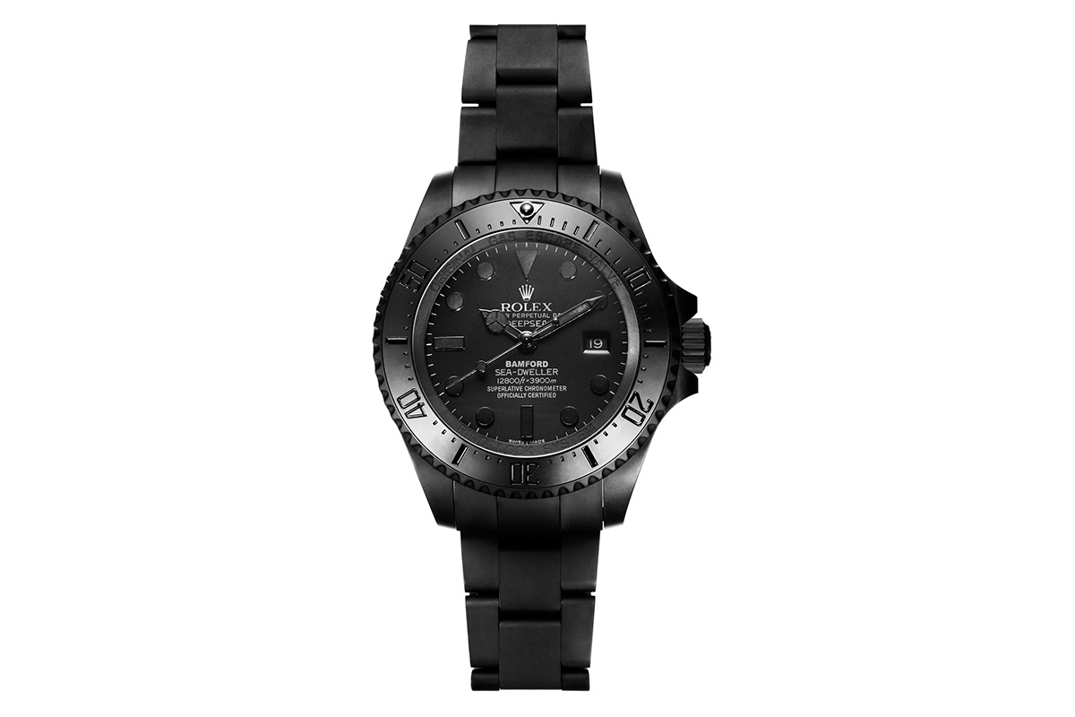 "Bamford Watch Department ""Predator"" Deepsea"
