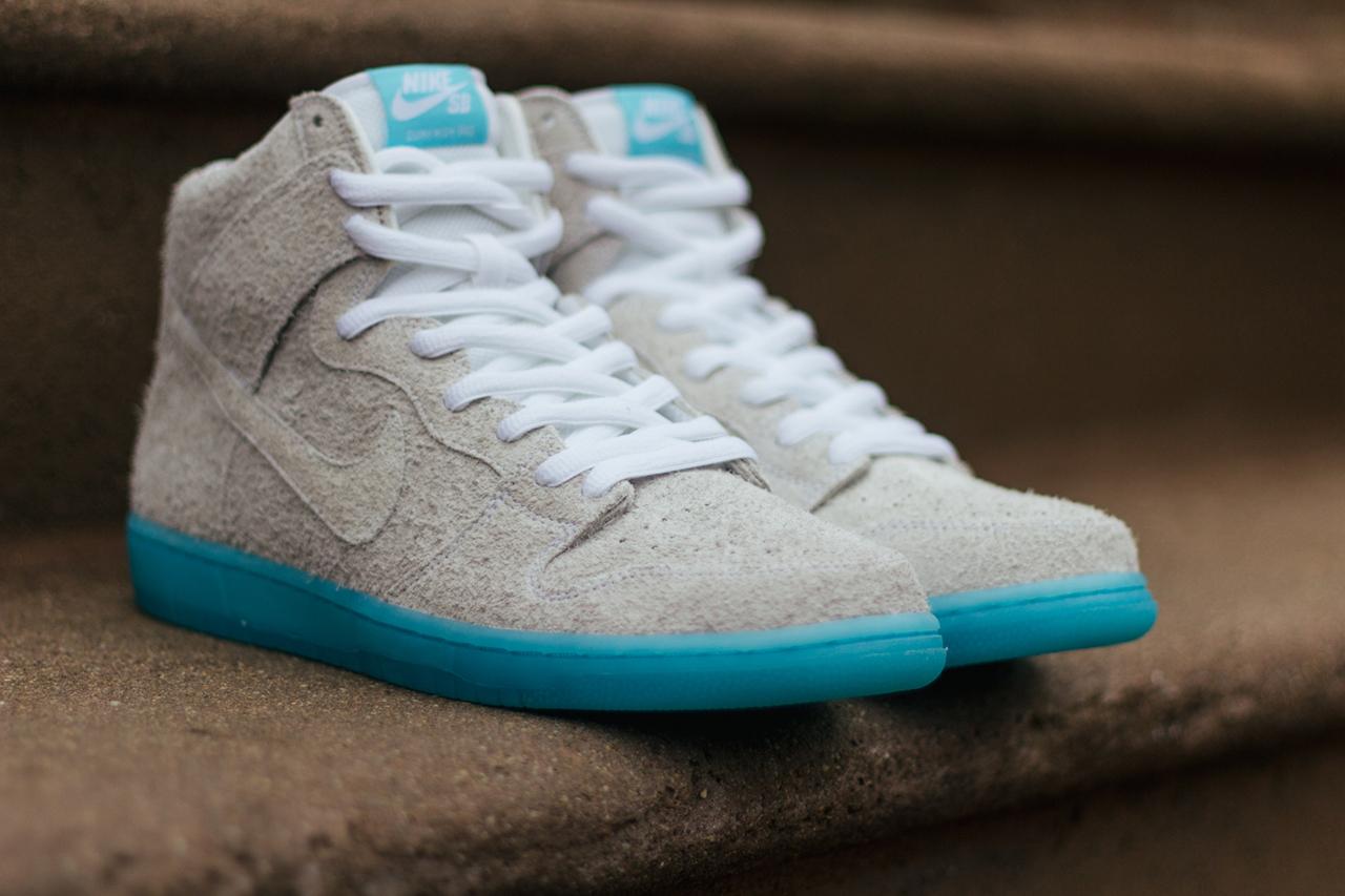 "Baohaus NY x Nike SB Dunk High Pro ""Chairman Bao"""