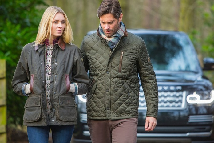 Barbour for Land Rover 2014 Fall/Winter Collection Preview