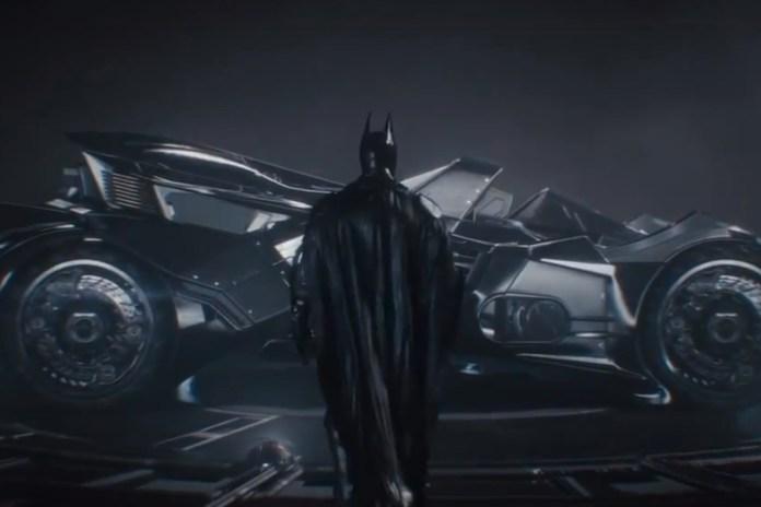 "Batman: Arkham Knight ""Father to Son"" Announcement Trailer"