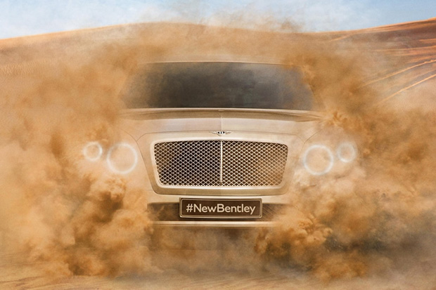 Bentley SUV Preview
