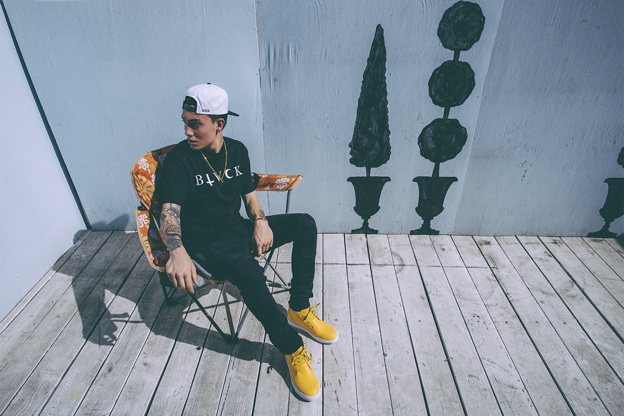 black scale 2014 spring lookbook by van styles for pacsun