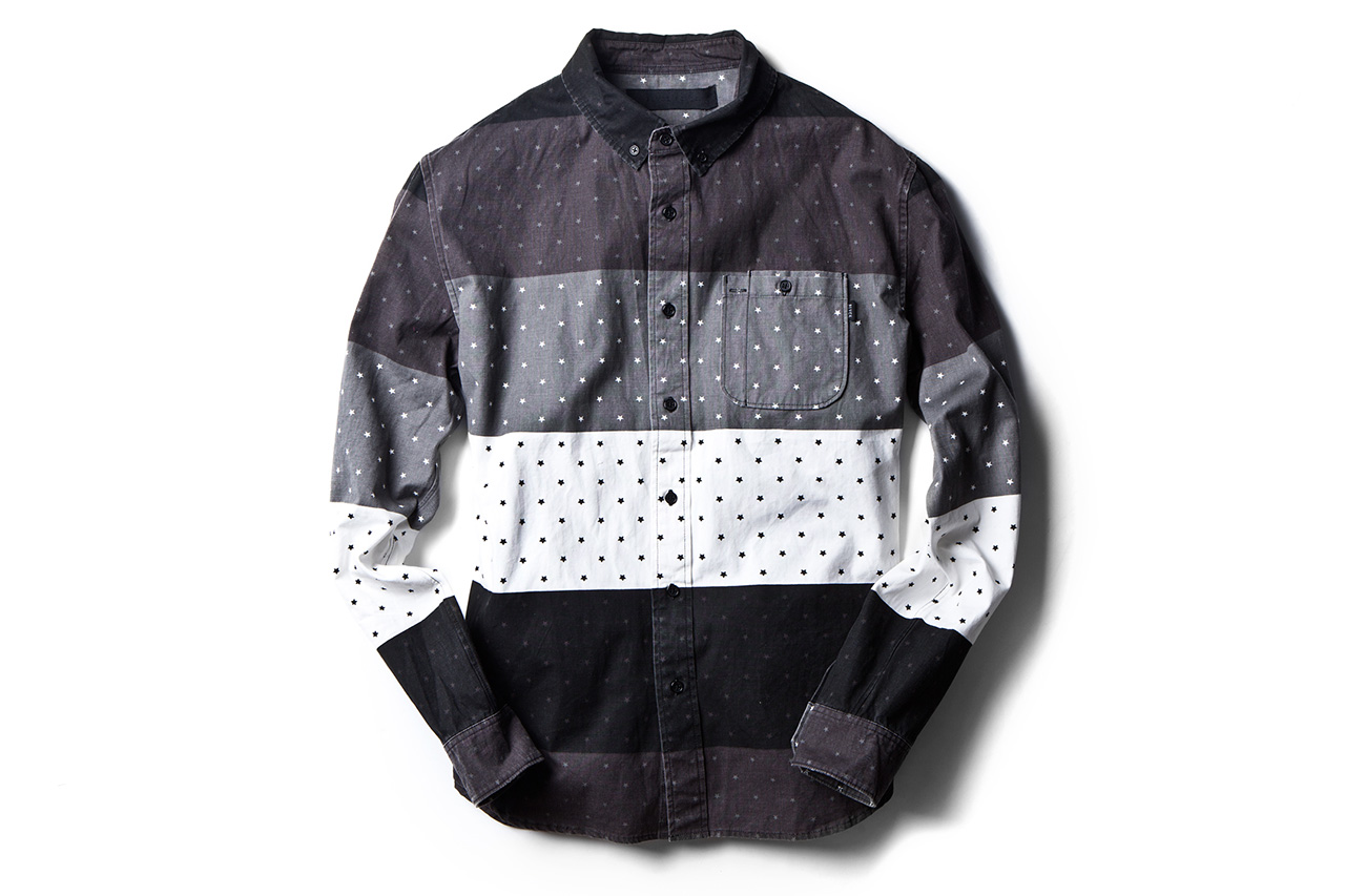 Black Scale 2014 Spring/Summer Collection