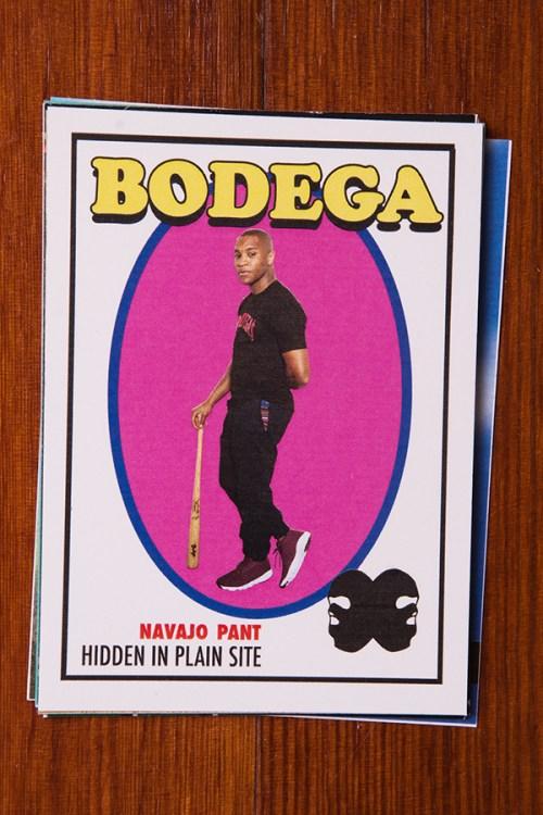 Bodega 2014 Spring/Summer Lookbook